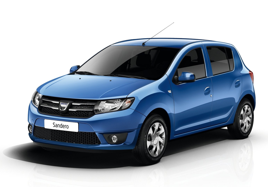 new dacia sandero gets 4 star euro ncap rating autoevolution. Black Bedroom Furniture Sets. Home Design Ideas