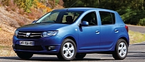 New Dacia Sandero Reconfirmed for UK, Logan Still a No-Go