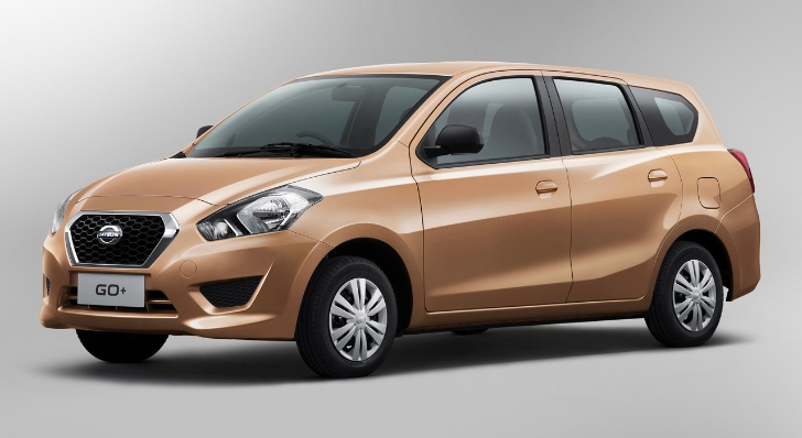 New Datsun Go+ Specifications