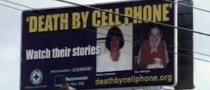 New 'Death by Cell Phone' Florida Billboard Campaign