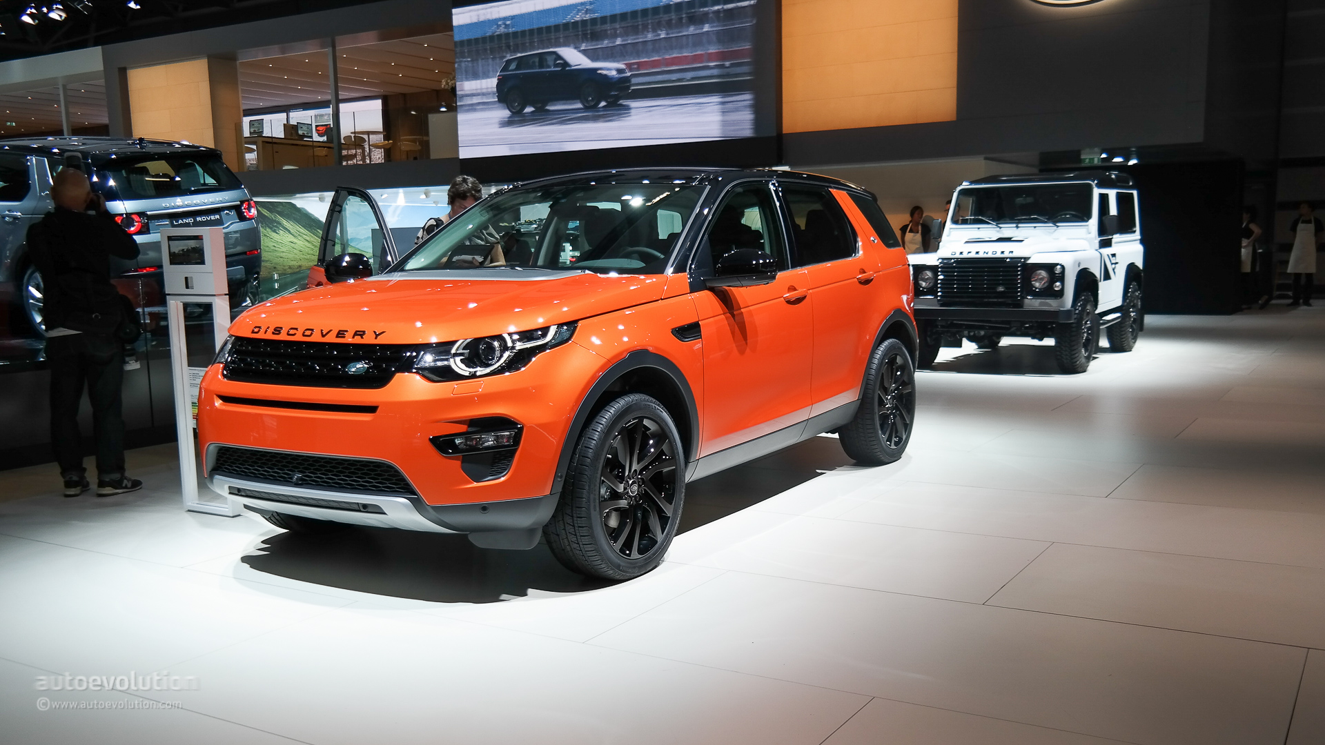 New Discovery Sport Performance Diesel Model Considered