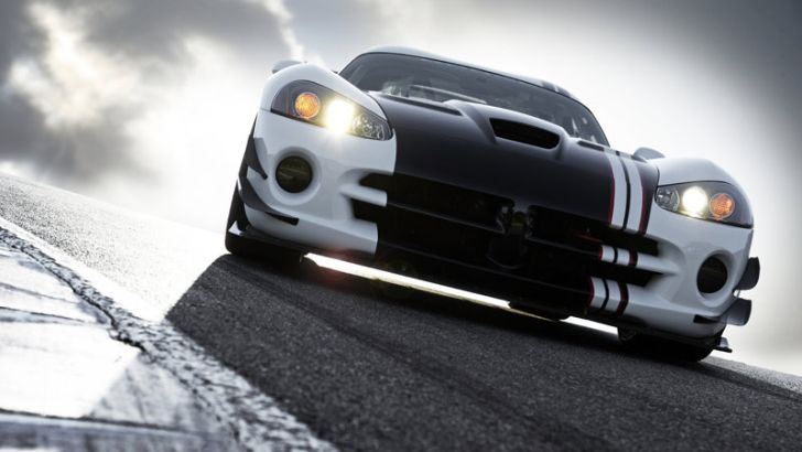 New Dodge Viper to Use 8.7-liter V10 Engine