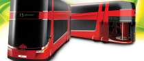 New Double-Decker Freight*Bus Concept Available for London