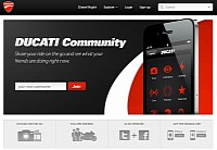 The Ducati Community Site