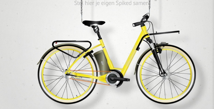 New Dutch e-Bike Builder 'Spiked Cycles' Shows First Offerings [Video]