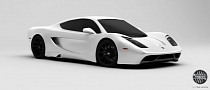 New Dutch Supercar: Vencer Sarthe