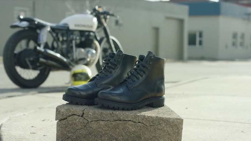 317de6f0c9d New Dylan Moto Boot To Complement Any Riding Jeans - autoevolution