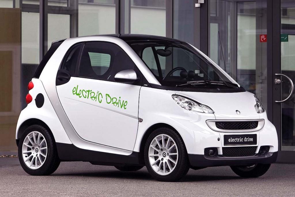 new electric smart fortwo comes in november autoevolution. Black Bedroom Furniture Sets. Home Design Ideas