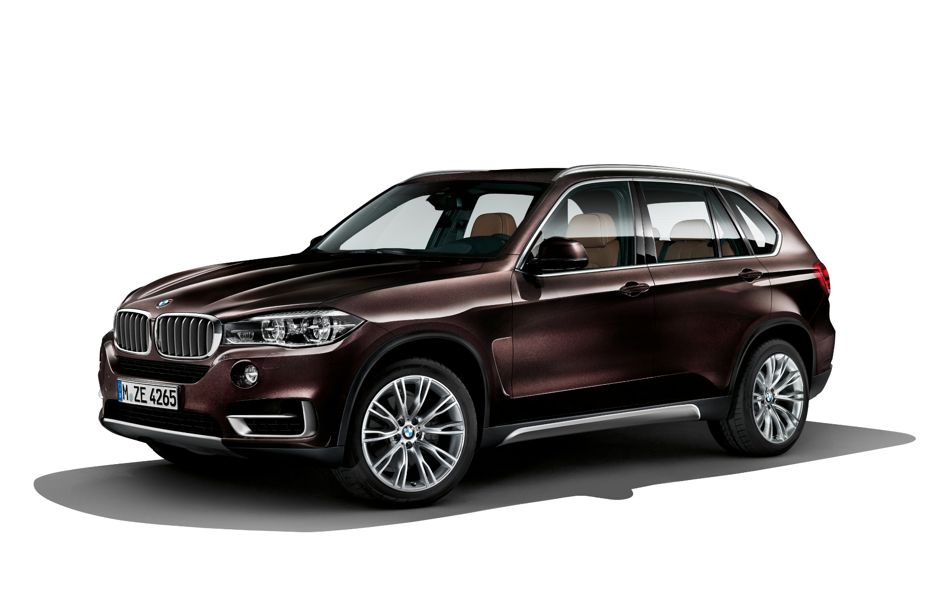 new engines announced in the bmw f15 x5 line up autoevolution. Black Bedroom Furniture Sets. Home Design Ideas