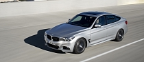 New F34 BMW 3 Series Gran Turismo Unveiled in All Its Glory [Photo Gallery]