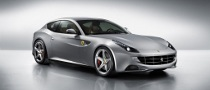 New Ferrari FF Photos Released
