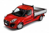 The new Fiat Doblo Work Up