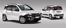 New Fiat Panda Van Released [Photo Gallery]