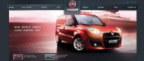 New Fiat Professional Website Launched