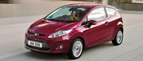 New Fiesta Sells Well, Still Unable to Save Ford