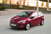 The newly-launched Fiesta