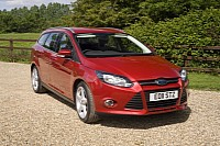 New 2011 Ford Focus Estate Zetec