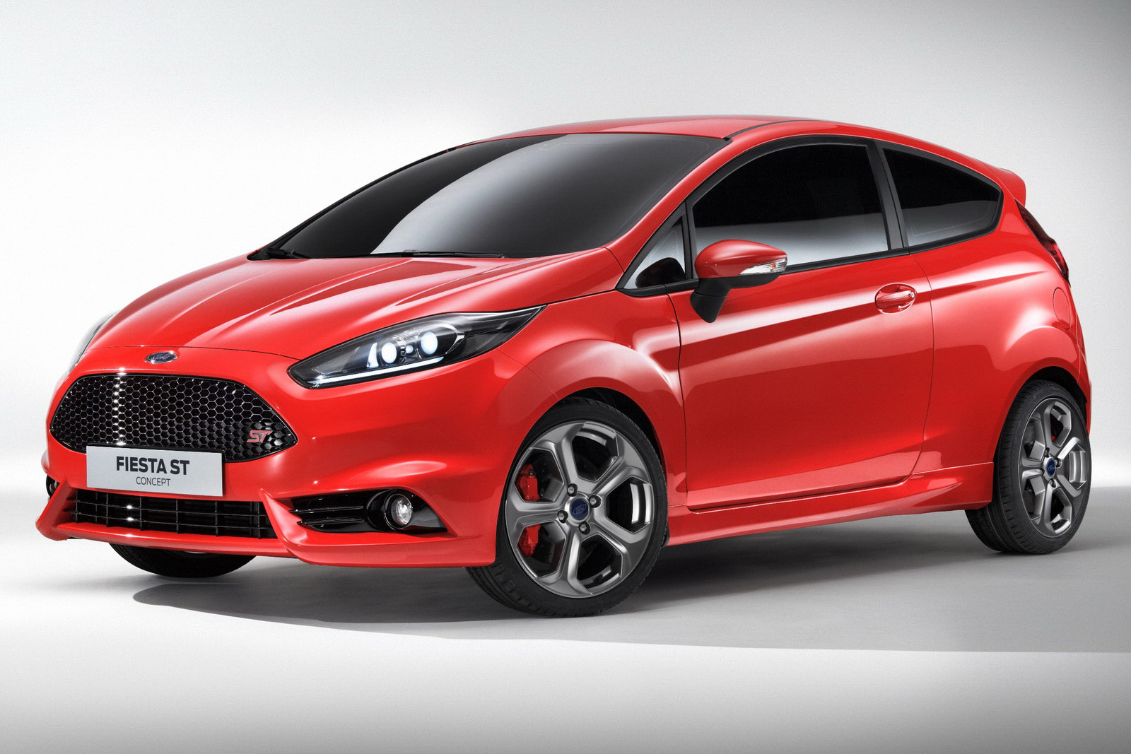 new ford fiesta st confirmed for geneva autoevolution. Black Bedroom Furniture Sets. Home Design Ideas