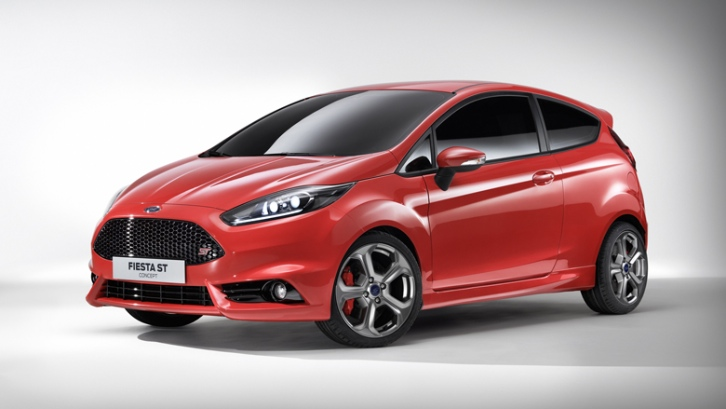 New Ford Fiesta ST Has Over 600 Preorders in UK