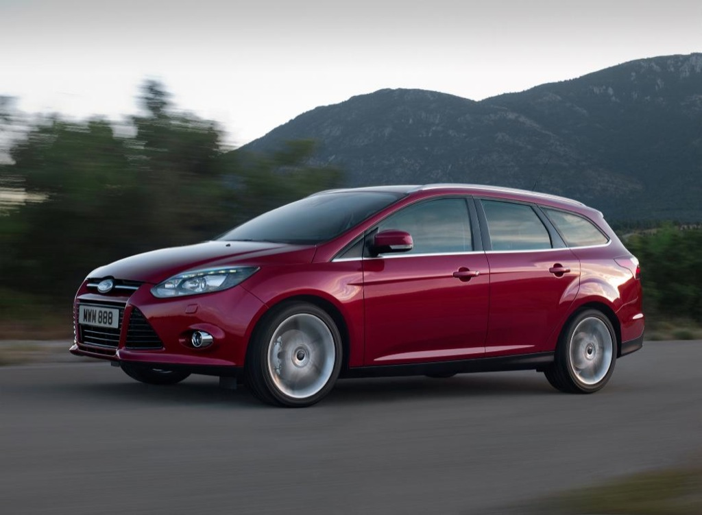 The all-new Ford Focus Estate & New Ford Focus Estate Goes into Production - autoevolution markmcfarlin.com
