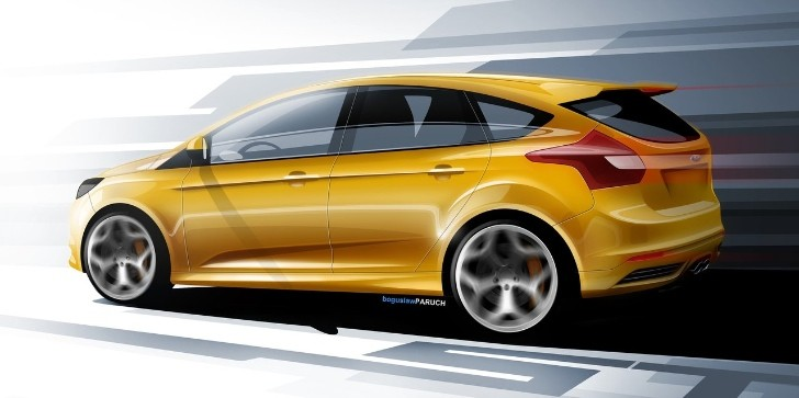 New Ford Focus RS Confirmed, Expected in 2015