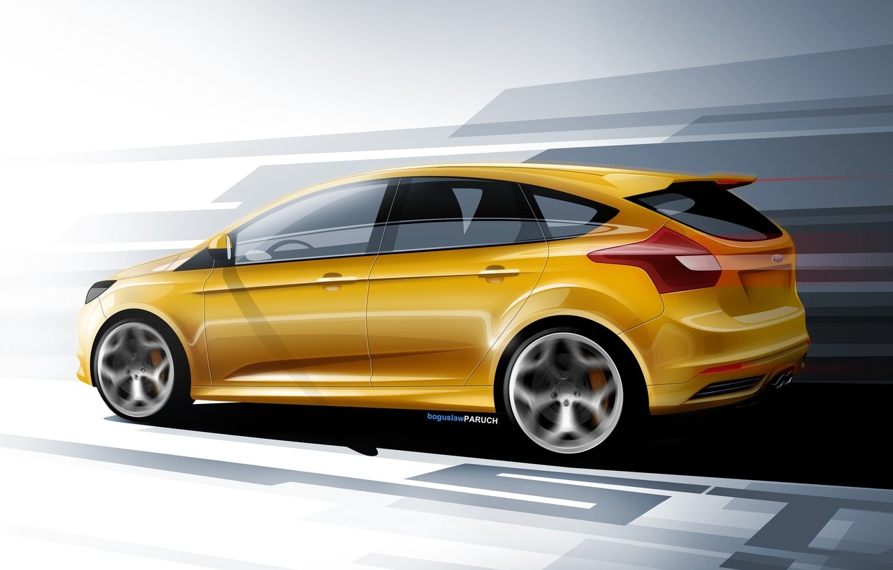 "Back to: "" New Ford Focus RS Confirmed, Expected in 2015 """