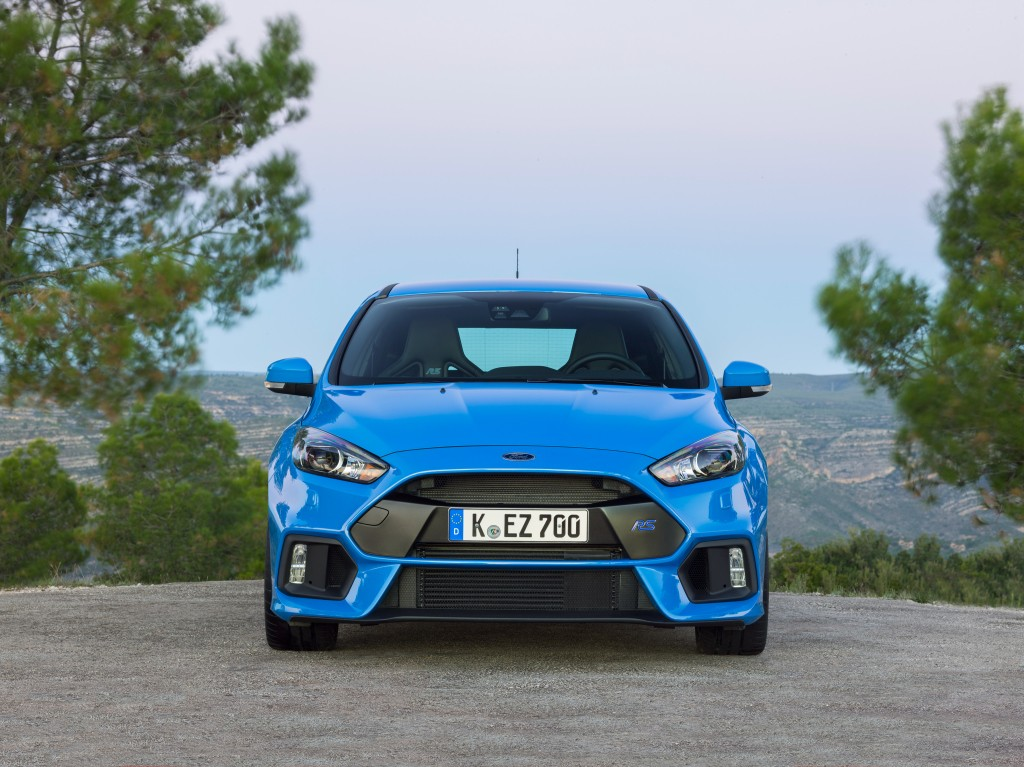2018 Ford Escape Hybrid: Rumors, Arrival, Price >> New Ford Focus Rs Rumored To Arrive In 2020 With 400 Ps Mild