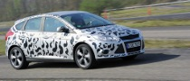 New Ford Focus ST Development Prototype Undergoes Harsh Testing