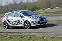 Focus ST prototypes tested for performance and driving dynamics