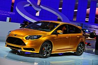 Ford Focus ST at NAIAS