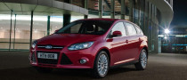 New Ford Focus Starts at £15,995 in the UK