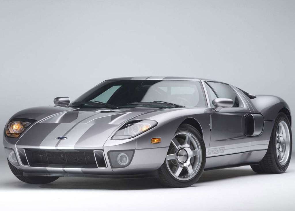 new ford gt by 2016 autoevolution. Black Bedroom Furniture Sets. Home Design Ideas