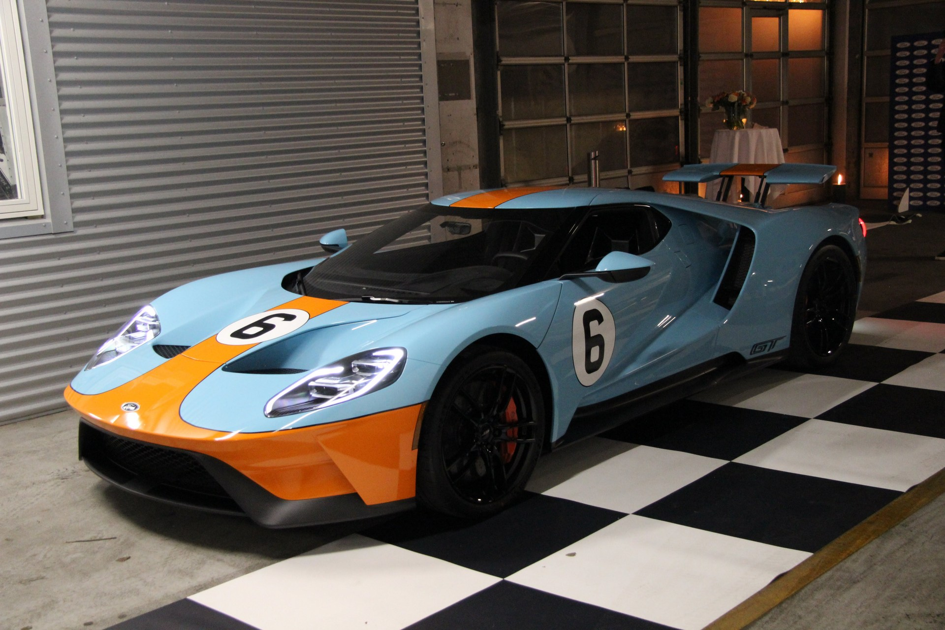 5 photos 2018 ford gt