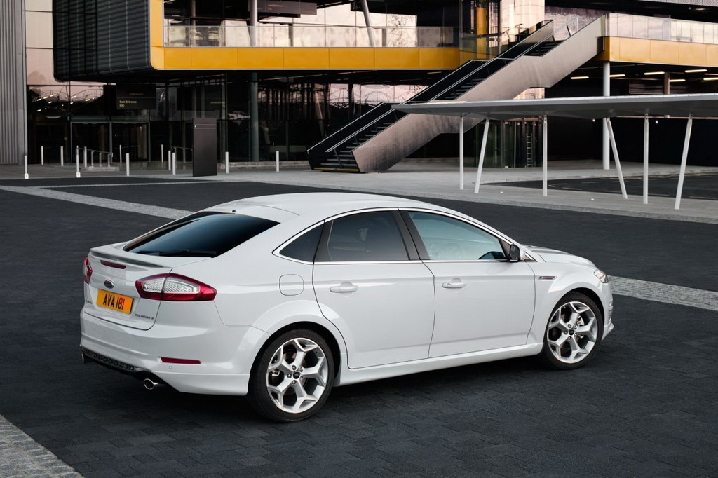 new ford mondeo gets ready for europe autoevolution. Black Bedroom Furniture Sets. Home Design Ideas