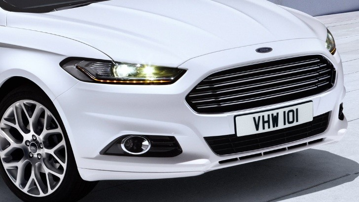 New Ford Mondeo Unveiled for European Market