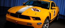 New Ford Mustang BOSS 302R Unveiled
