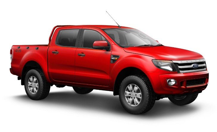 New Ford Ranger XLS Launched in Australia