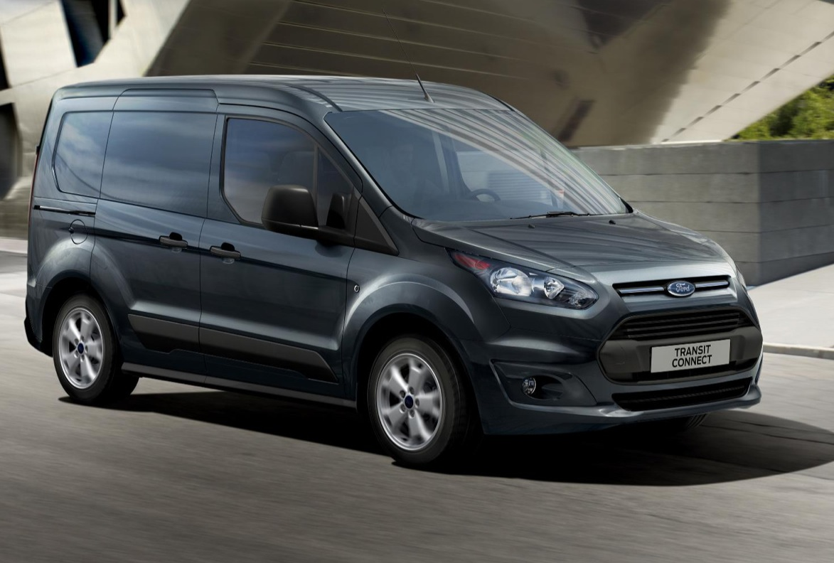 New Ford Transit Connect Unveiled, On Sale in 2013