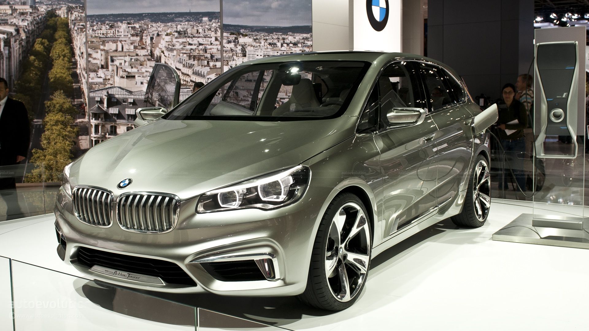 Front Wheel Drive Vehicle : Bmw new front wheel drive cars officially confirmed for