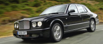New Generation Bentley Arnage to Use Audi Q7 Diesel Engine