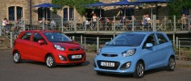 New Generation Kia Picanto UK Details and Pricing Announced