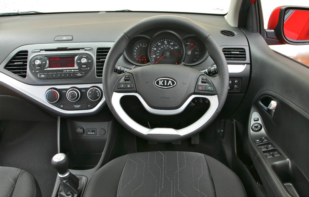 New Generation Kia Picanto UK Details and Pricing Announced ...