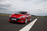 The new-generation Mazda3 MPS