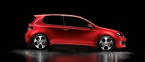 New Golf GTI Pictures Released via VW UK Website