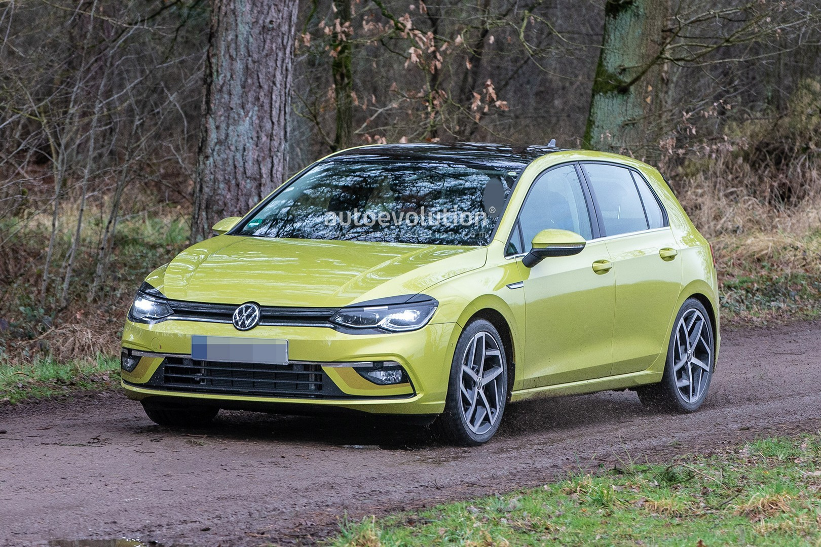 New Golf R To Be Unveiled In 2020 With 330 Hp New Report