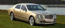 New Grand Bentley Mulsanne Unveiled at Pebble Beach