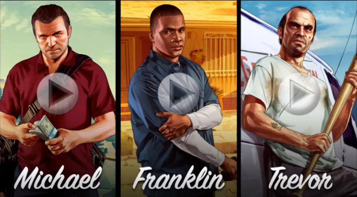 New Grand Theft Auto V Trailer Revealed [Video]
