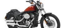 New Harley-Davidson Blackline Softail Revealed