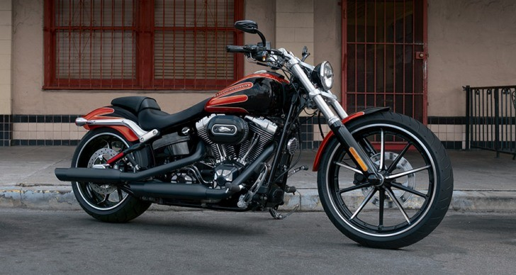 New Harley-Davidson Breakout to be Unveiled in Daytona [Photo Gallery]