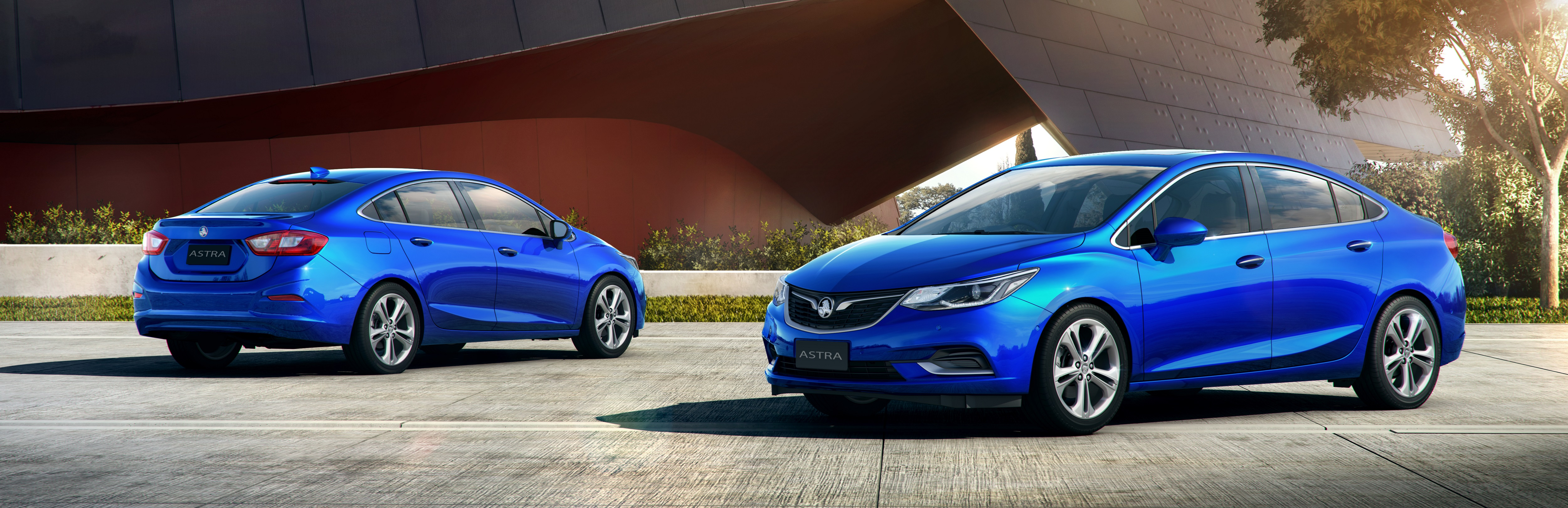 New Holden Astra Sedan Is No Opel In Drag But A Chevrolet Cruze